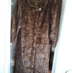 new mink coat