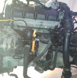 Κινητήρας Ford Galaxy TDI 1.9 AUY 115 hp