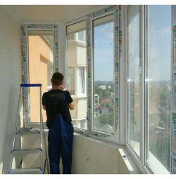 Качественная мойка окон, балконов, лоджий