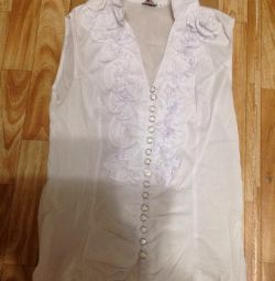 Blouse new exchange