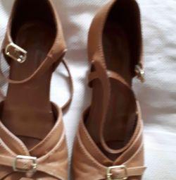 παπούτσια χορού χορού