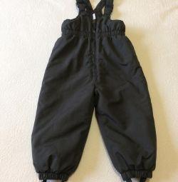 Pantaloni de iarnă