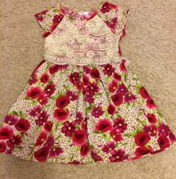 I sell dresses for girls!