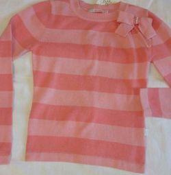 Πουλόβερ μπλούζα στην ανάπτυξη 122-128