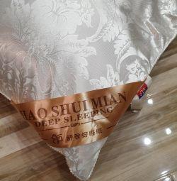 Подушка шелк
