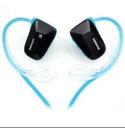 Беспроводные, водонепроницаемые Bluetooth наушники