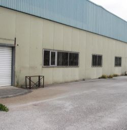 Industrial building, with a surface of 4.400 sq.m