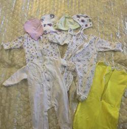 Slip (jumpsuit) για νεογέννητα