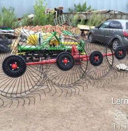 Mașină de tuns greutate cu 5 roți Turcia Art20