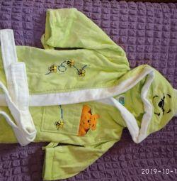 Children's bathrobes