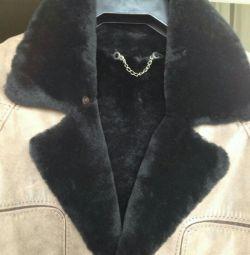 Men's New Turkish Sheepskin Coat