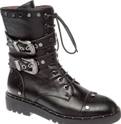 New cool unisex boots