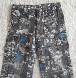 Pantaloni scurți / pantaloni scurți 92-104.