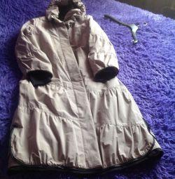 Cloak insulated