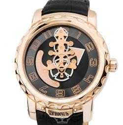 Branded men's watches