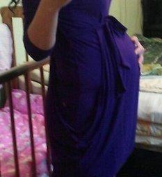 Dress for pregnant.
