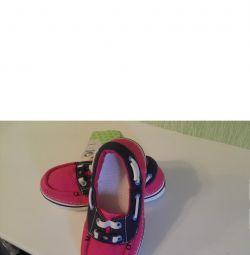 Moccasiners Crocs Crocs hover slip on kids