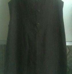 Rochie din lână pentru 48-50r