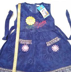 Плаття для дівчинки від 1,5 - 2 років