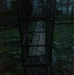 Cages for rabbits, etc.