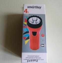 Lampa acumulator LED Smartbuy