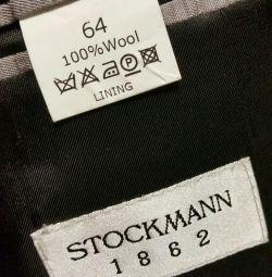 STOCKMANN 1862 jacket black