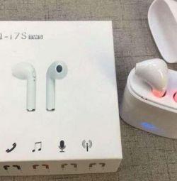 HBQ i7 TWS Wireless Bluetooth Headset
