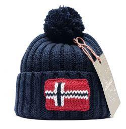 Καπέλο Napapijri (T. Blue) unisex