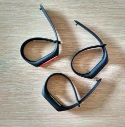 Strap for fitness tracker xiaomi mi band 2