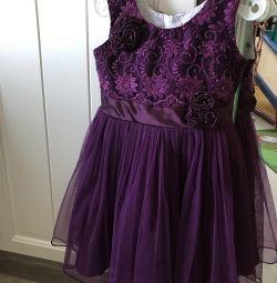 Платье на первый день рождения или фотосессию