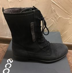 Boots for autumn ECCO