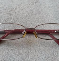 Women's glasses, -2 diopters