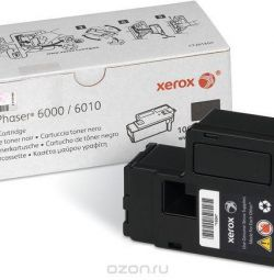 106R01634 Print Cartridge Phaser 6000/6010 Black