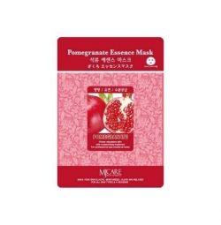 Pomegranate mask