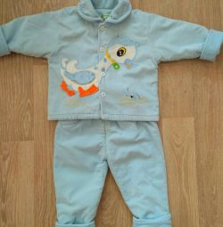Suit spring 9 months