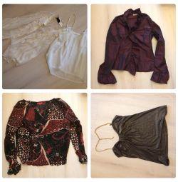 Брендовые блузки в ассортименте
