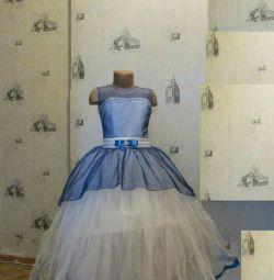 Yeni 122-146 büyüme elbise
