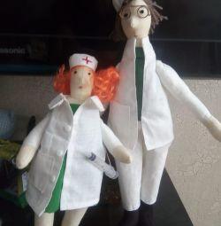 Dolls Doctors Handmade