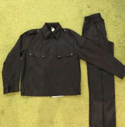 Men's Suit New Guard Viking