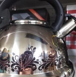 ☕Kettle changing color when boiling