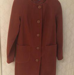 якісне нове Пальто 48 розмір