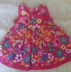 New dress for baby