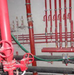 Instalarea sistemelor de încălzire pentru alimentarea cu apă