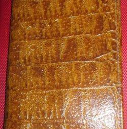 purse purse wallet lopatnik male