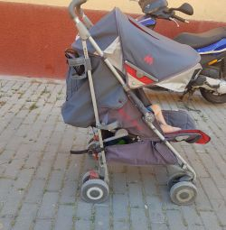 Stroller maclaren techno xlr with accessories