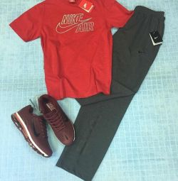 Imbracaminte Nike, noua