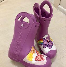 Rubber boots Crocs J3