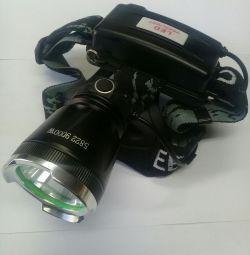 Flashlight headlamp