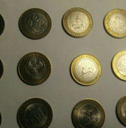 10 rubles bimetal