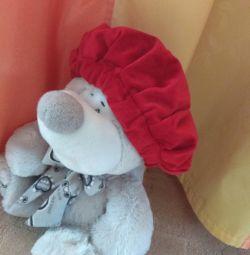 Новогодние шапочки для малыша